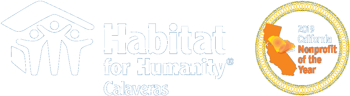 2019 Nonprofit of the Year | Habitat for Humanity of Calaveras County